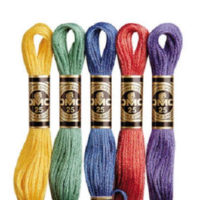 DMC 6 Strand Cotton Floss ~ Your Choice of Colors