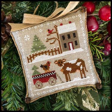 Farmhouse Christmas 4 Dairy Darlin