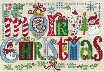 Christmas Favorites Cross Stitch Pattern by Imaginating