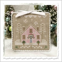 Glitter House 2 by Country Cottage Needleworks