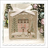 Glitter House 4 by Country Cottage Needleworks