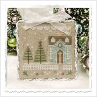 Glitter House 3 by Country Cottage Needleworks