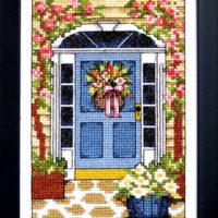 Welcome Summer Cross Stitch Pattern Bobbie G Designs