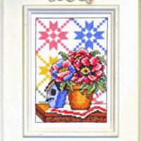 Country Beauty Cross Stitch Pattern Bobbie G Designs