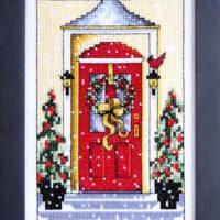 Welcome Winter Cross Stitch Pattern Bobbie G Designs