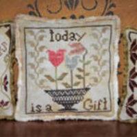 Just Saying Cross Stitch Pattern ~ Abby Rose Designs