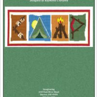Camp Essentials Cross Stitch Pattern by Imaginating