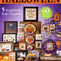 Just Cross Stitch Magazine Halloween 2019