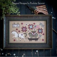 Summer Delivery Cross Stitch Pattern by Little House Needleworks