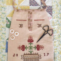 Stitching Pocket by Lucy Beam