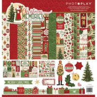 PhotoPlay Christmas Memories Collection Pack 12″X12″