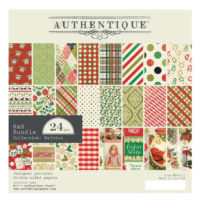 Authentique Rejoice 8″ x 8″ Paper Pad