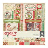 Authentique Rejoice Collection Kit 12″ x 12″