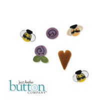 Bee Trifles Button Pack (SB) by Just Another Button Company