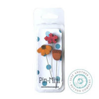 Autumn Farmhouse Mini Pins (HOD) by Just Another Button Company