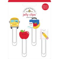 Dooblebug SCHOOL DAYS JELLY CLIPS