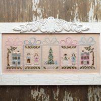 Winter Wonderland Cross Stitch Pattern by Country Cottage Needleworks