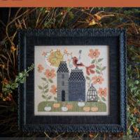 Goody Grimwood Cross Stitch Pattern by Plum Street Samplers