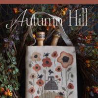 Autumn Hill Cross Stitch Pattern by Plum Street Samplers