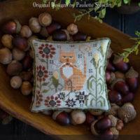 Clementine Cross Stitch Pattern by Plum Street Samplers