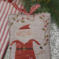 Merry Old Soul Cross Stitch Pattern by With Thy Needle & Thread
