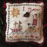 Hark Cross Stitch Pattern by Shepherd's Bush