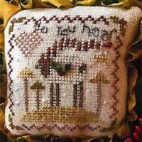 Do You Hear Cross Stitch Pattern by Shepherd's Bush