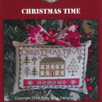 Christmas Time Cross Stitch Pattern Abby Rose Designs