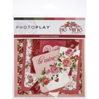 Be Mine Ephemera Cardstock Die-Cuts by Photo Play