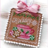 HOLIDAY CHEER Cross Stitch Pattern by Sugar Stitches Design