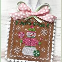 HOLIDAY FROST Cross Stitch Pattern by Sugar Stitches Design