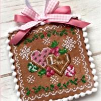 HOLIDAY SWEETHEARTS Cross Stitch Pattern by Sugar Stitches Design