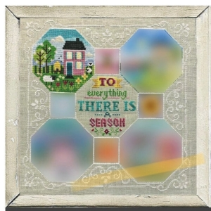 Tiny Modernist EVERY SEASON Series Part 5 Cross Stitch Pattern