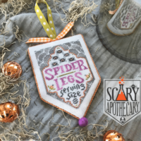 Hands on Design Scary Apothecary SPIDER LEGS #2