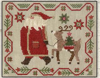 Teresa Kogut STRUTTIN Cross Stitch Pattern