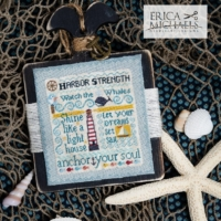 Erica Michaels OCEAN Of WISDOM II Cross Stitch Pattern