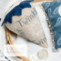 Erica Michaels TWINKLE BERRY Cross Stitch Pattern