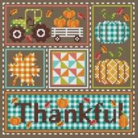 Shannon Christine THANKFUL Cross Stitch Pattern