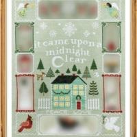 Tiny Modernist Holiday Mystery SAL CHRISTMAS DREAMS #3