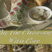 Blackbird Designs BY The CHIMNEY With CARE Cross Stitch Pattern