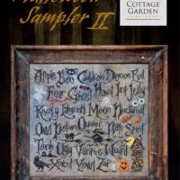 Cottage Garden Samplings HALLOWEEN SAMPLER II Cross Stitch Pattern