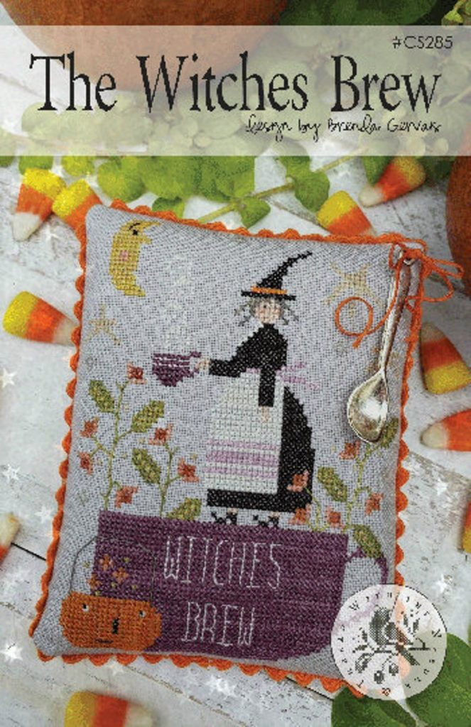 With Thy Needle & Thread THE WITCHES BREW Cross Stitch Pattern