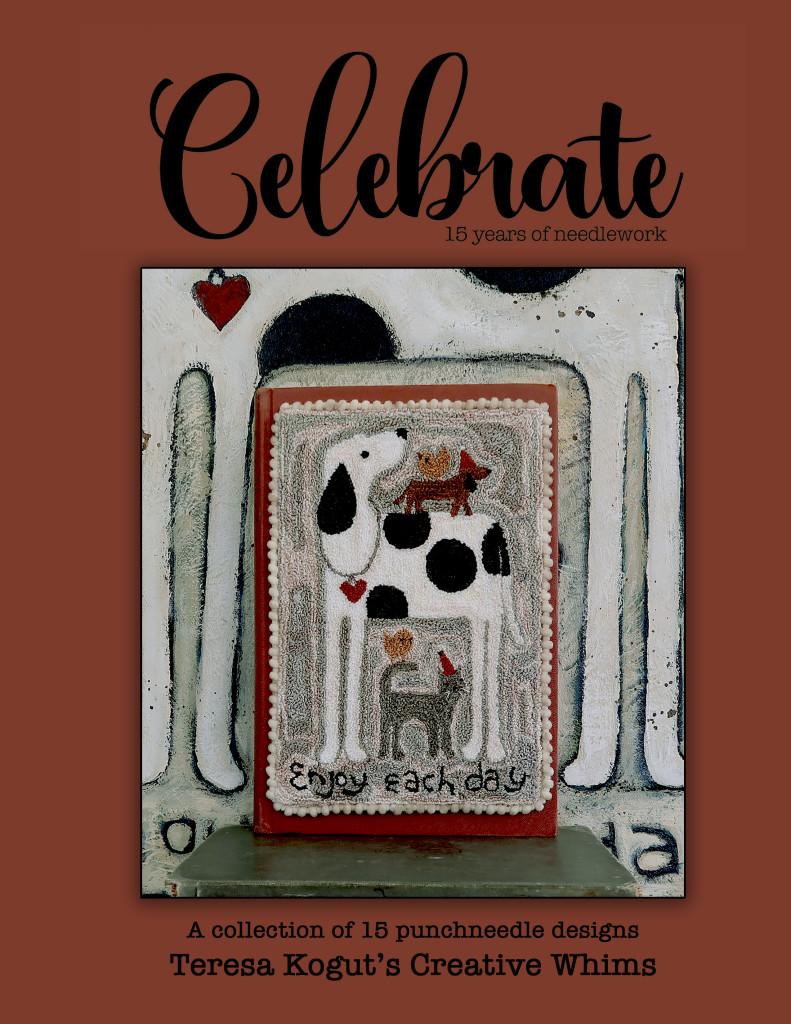 Celebrate Punch Needle Book