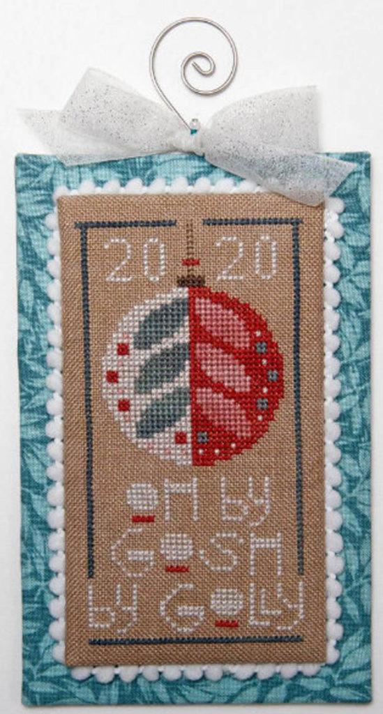 Heart in Hand Needleart OH BY GOSH Cross Stitch Pattern
