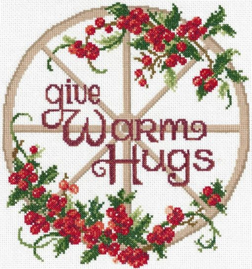 WINTER TOGETHERNESS Cross Stitch Pattern by Imaginating