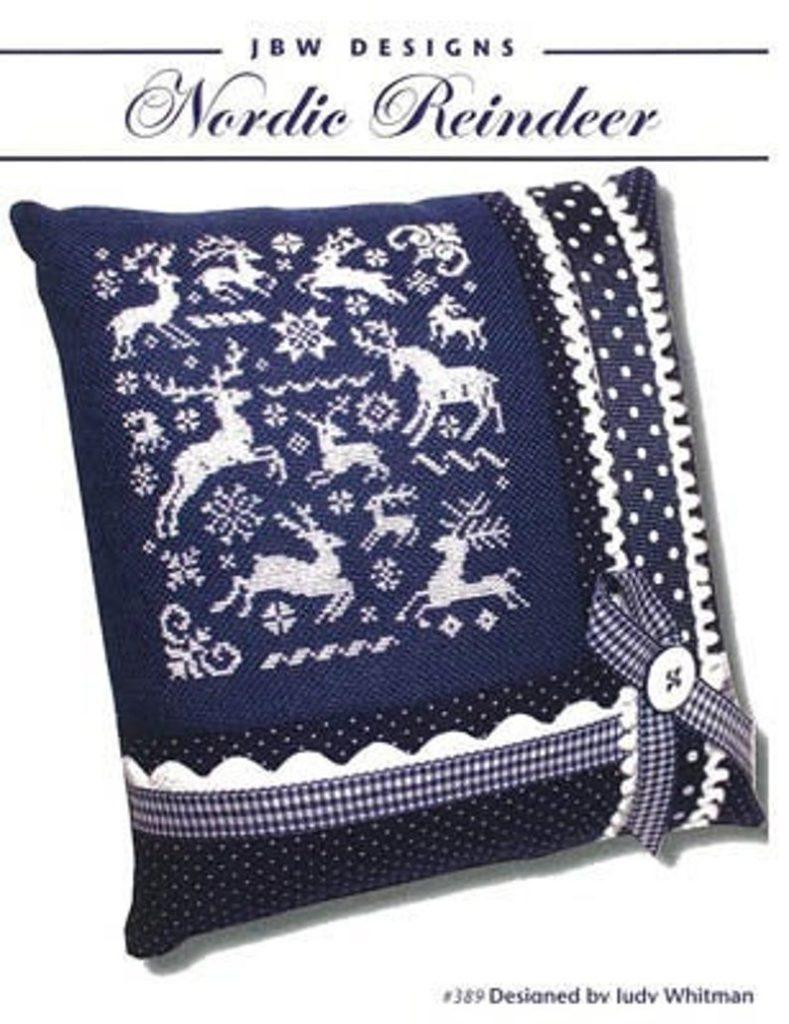 JBW Designs NORDIC CHRISTMAS Cross Stitch Pattern