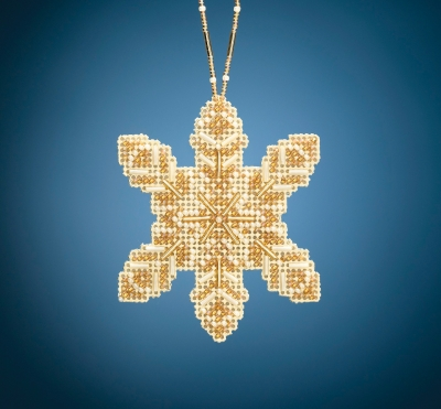 Mill Hill Pearl Snowflake