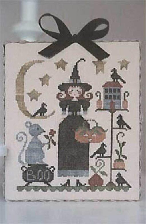 Tralala EN AUTOMNE 1 Cross Stitch Pattern - FALL Cross Stitch