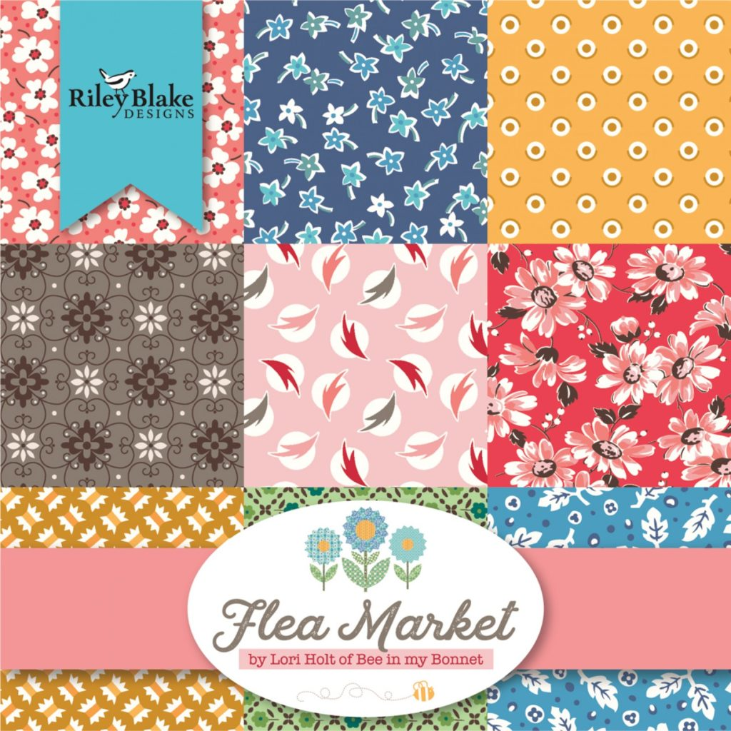 Flea Market by Lori Holt 10 Inch Squares - Anabella_s
