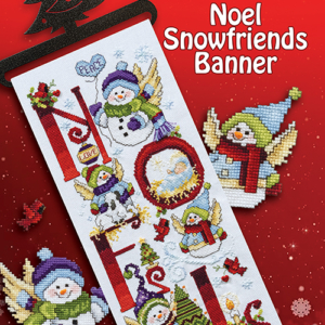 Stoney Creek NOEL SNOWFRIENDS BANNER